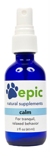 Epic Pet Health - Calm supplement